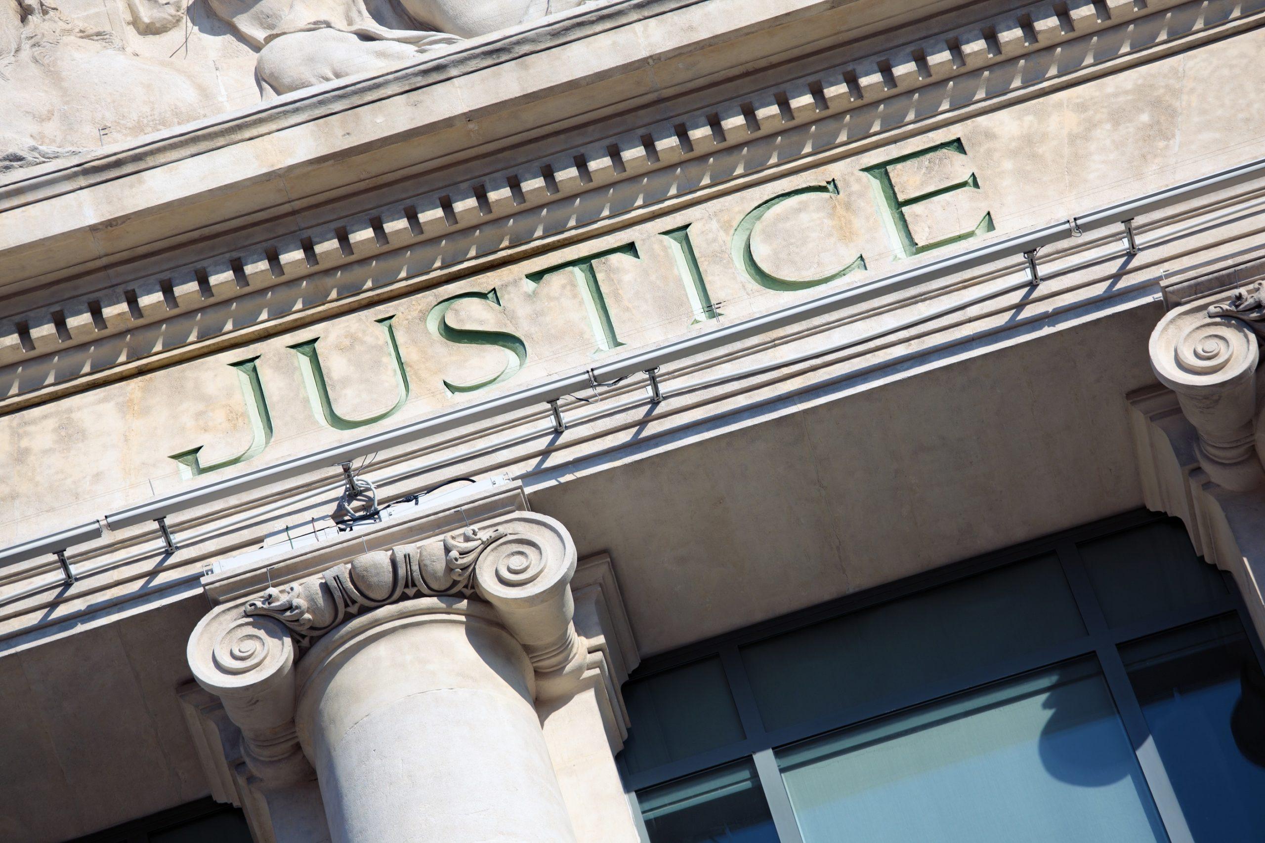 Tribunal justice